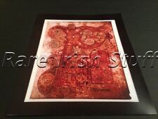 Beautiful Book of Kells Illuminated Irish Celtic Detailed Design Ireland Print