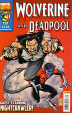 WOLVERINE AND DEADPOOL (Volume 1) #131 Panini Comics UK