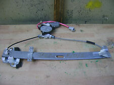 HONDA JAZZ 2002-2008 PASSENGER SIDE FRONT WINDOW MOTOR REGULATOR MECH - 5 DOOR