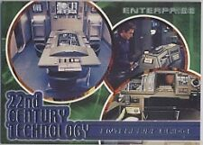 STAR TREK ENTERPRISE SEASON 1 22ND CENTURY TECHNOLOGY SET T1-T9 (9)