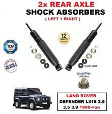 für Land Rover Defender L316 2.5 3.5 3.9 1990- > nach Hinterachse Stoßdämpfer