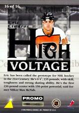 1996-97 Summit High Voltage Promos #16 Eric Lindros