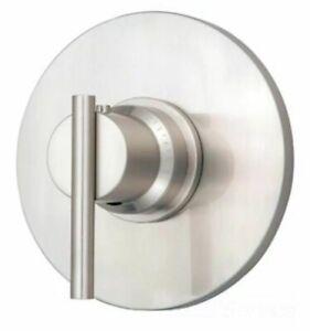"Danze Parma D562058BNT Single Handle Trim 3/4"" Thermostatic Valve Brushed Nickel"