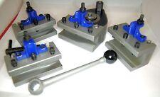multifix 5 pièces 40 position changement rapide lathetoolpost 200 - 400
