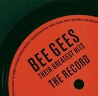 "BEE GEES ""THEIR GREATEST HITS"" 2 CD NEW!"