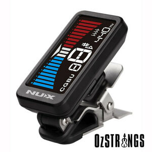 NUX Nu-Tune - The finest clip-on tuner