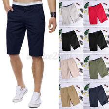 Мужские хлопковые шорты 100% хлопка карго, боевые половина шорты свободная умная причинно-следственных связей штаны