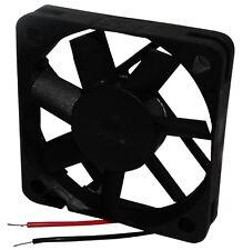 Ventilateur de boîtier d'ordinateur PC 5V 5x5x1cm 22,09m3/h 30dBA 5200rpm 26AWG