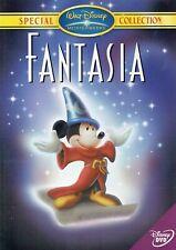 DVD - FANTASIA - Walt Disney