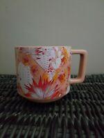 Starbucks Mug Summer 2019 Ceramic Pink Cactus 14oz Stackable