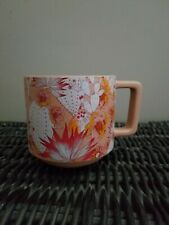 Starbucks Mug Summer 2019 Ceramic Pink Cactus 14oz Stackable