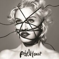 Rebel Heart (Deluxe) - Madonna (2015, CD NEUF) Explicit Version