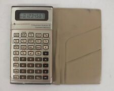 Texas Instruments Ti Business Analyst Ii Constant Memory Scientific Calculator