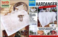 Burda Special Hardanger Magazine Issue #E534  Brand New