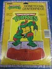RARE Teenage Mutant Ninja Turtles Classic Birthay Party Decoration Centerpiece