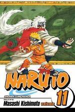 NEW - Naruto, Vol. 11: Impassioned Efforts
