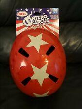 """Bell Nitro Circus Bike Skate Helmet Age 5-8 50-54cm/19.625""""-21.2 5"""