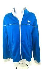 Under Armour Anthony Joshua AJBXNG Track Jacket 1313204 Blue Size XL
