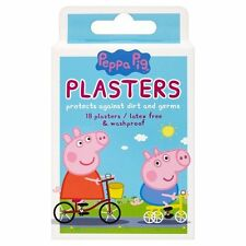 Peppa Pig Plaster 18 per pack by Jellyworks