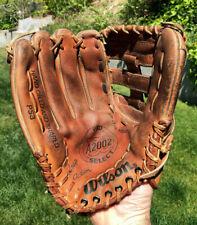 """New listing Wilson a2000 A2002 LEFT HAND 12.5"""" Pro Baseball Softball glove mitt a2k infield"""