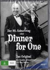 Dinner For One DVD New and Sealed Australia Region 4