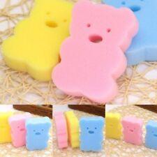 4pcs Bath Brushes Accessories Baby Shower Wash Bath Brush Sponge Lovely Body