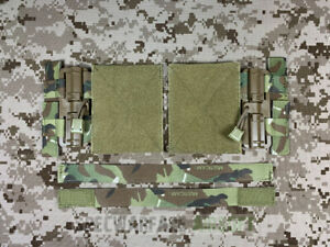 Tactical Mission Unit Quick Release Buckle Adapter for Plate Carrier (TMUO01-MC)
