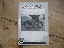 JAMPOT OWNERS CLUB JOURNAL JANUARY 1985 NUMBER 386