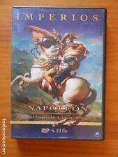 DVD IMPERIOS - NAPOLEON - 4. EL FIN (J3)
