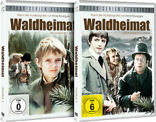 Gesamtedition - Waldheimat Staffel 1+2 / 26 Folgen auf 4 DVDs Pidax Serien Neu