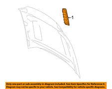 FORD OEM 13-14 Mustang Hood-Scoop Left DR3Z16C929ABPTM