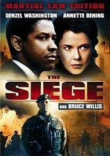 Siege The Martial Law Edition 0024543433033 With Lianna Pai DVD Region 1