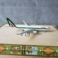 Alitalia - Herpa Miniaturmodelle - Airbus A330-200 - Scale 1:500 - RARE !!