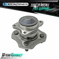 Rear Wheel Bearing and Hub for 2000 2001 2002 2003 2004 2005 Toyota Echo w/o ABS