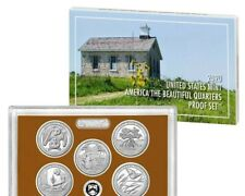 2020-S America the Beautiful Quarters Proof Set  (20AP) Complete