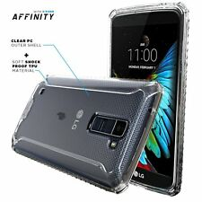 LG K8 / LG Escape 3 / LG Phoenix 2 POETIC [Affinity] Premium Thin Bumper Case