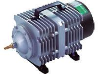 Hailea Luftkompressor ACO-318 30Watt Kompressor Ölfrei Kolbenkompressor Teich
