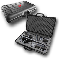 XP Deus Hard Transport Case (New) ~ Authorized Dealer For XP Deus