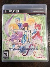 Tales Of Graces F - Ps3 ( Sony Playstation 3 ) Complete W/box & Manual !