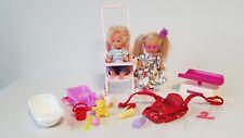 SIMBA lot baby bébé fillette poussette balance accessoires-Lot 2