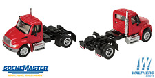 HO Scenemaster 949-11131 International 4300 Single-Axle Tractor Red
