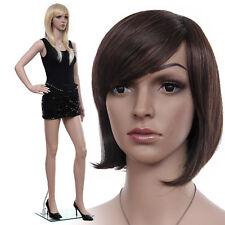 SONGMICS Schaufensterpuppe Schaufensterfigur Mannequin Weiblich Frau MPLM09