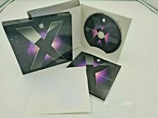 Apple Mac OS X Version 10.5.6 Leopard [5-User Family Pack] MB428Z/A.