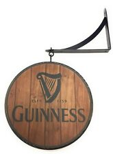 Guinness Double Sided Pub Sign