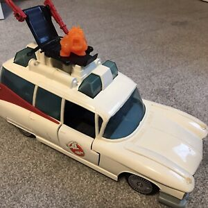 The Real Ghostbusters Ecto-1 Vintage Kenner 1986