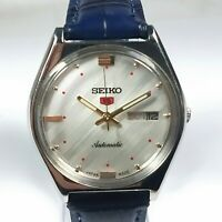 Vintage Seiko Automatic Movement Day Date Dial Mens Wrist Watch C92