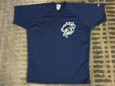 Stallions #3 Minor League Baseball Rawlings Game Worn Used Jersey XL