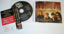 MR BIG Where Are They Now CD 2000 Promo EP Japan Obi AOR Eric Martin Poison