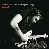 Alberto N A Turra and Turbogolfer Duo(s) - Azimuth [CD]