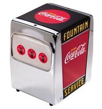 Coca Cola 'Coke' Fountain Napkin Dispenser